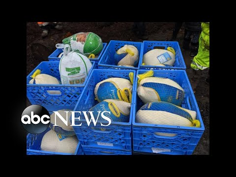 Food banks prepare to feed many during the holidays amid COVID-19