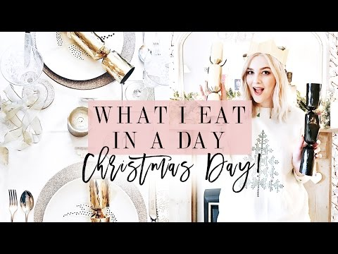What I Eat on Christmas Day | I Covet Thee