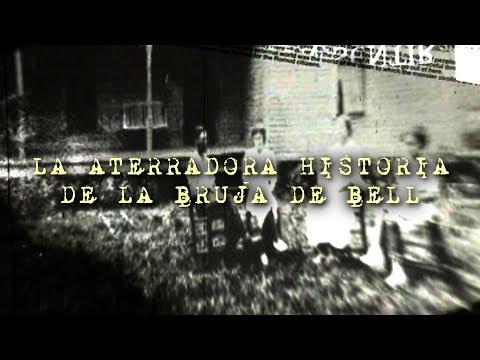 La Aterradora Historia de La Bruja De Bell