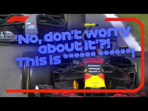 Beat of Team Radio | 2018 Italian Grand Prix