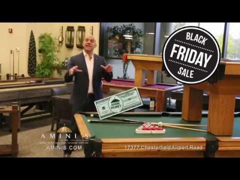 Amini's - Black Friday Sale 2016