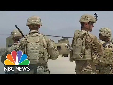 U.S. Combat Mission In Iraq Is Over, Biden Announces