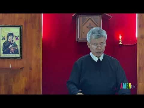 LHS Thứ Năm sau CN I MV: THAO THỨC VỚI SỨ MẠNG LOAN BÁO TIN MỪNG - Linh mục Giuse Hồ Đắc Tâm, DCCT