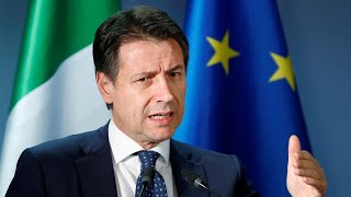Primeiro-ministro da Itália diz que país corre risco calculado ao reabrir comércio