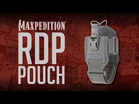 MAXPEDITION Advanced Gear Research RDP Radio Pouch