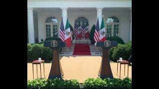López Obrador realiza visita de trabajo a Washington