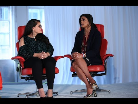 connectYoutube - Full interview: Nadia Boujarwah, CEO of Dia&Co and Rachel Roy | Code Commerce Fall 2017