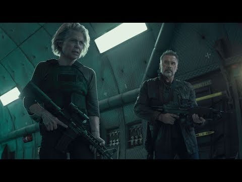 Terminator: Destino oscuro - Trailer final español (HD)
