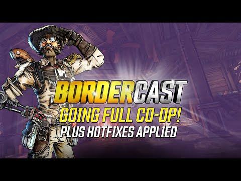 Going Full Co-op! – The Bordercast