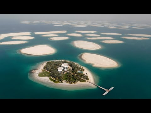 Dubai's archipelago of 300 artificial 'countries' is back in business