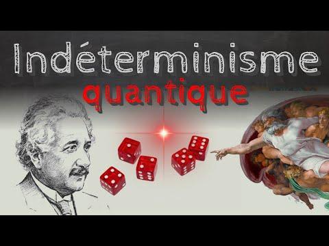 L'indéterminisme quantique (contextualité, réalisme, superdéterminisme) - Passe-science #42