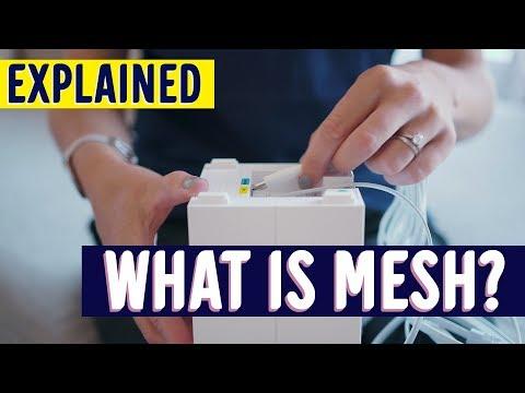 MESH - mikä se on ja mihin sellaista tarvitaan? Gigantti kertoo