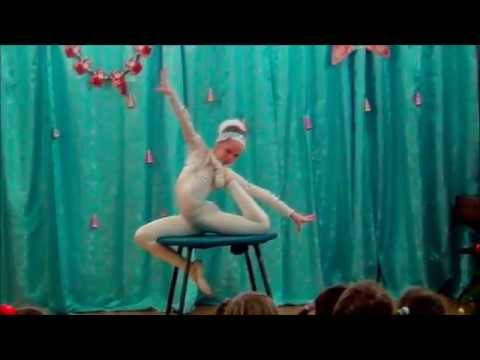 Most Bendy Contortion Girls