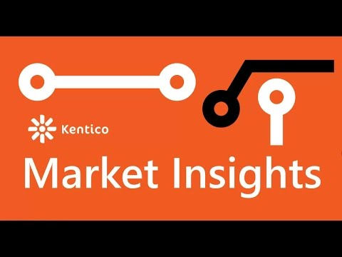 Kentico Market Insights Webinar - Driving Online Sales Through Branded Content