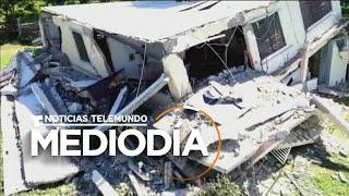 Escuelas cerradas y falta de luz, Puerto Rico sigue en crisis tras sismos   Noticias Telemundo