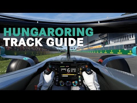 How to Tackle the Twisty Hungaroring!