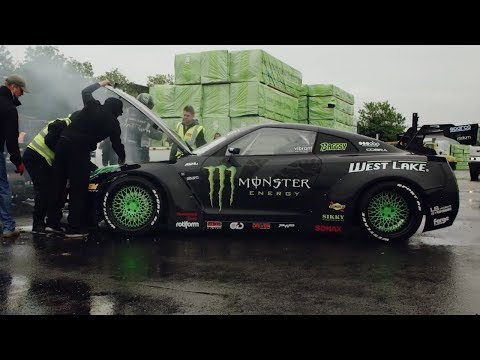 #BATTLEDRIFT 2: Behind the Scenes