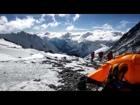 На Эвересте