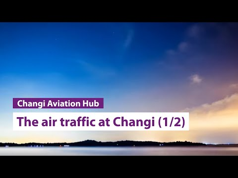 The Air Traffic 2 - Singapore Changi Airport