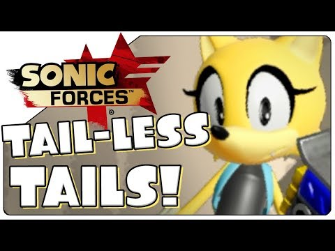 connectYoutube - Sonic Forces First Impressions (Japanese Demo)