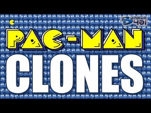 Arcade Pacman Clones   Tal día como hoy   Retro