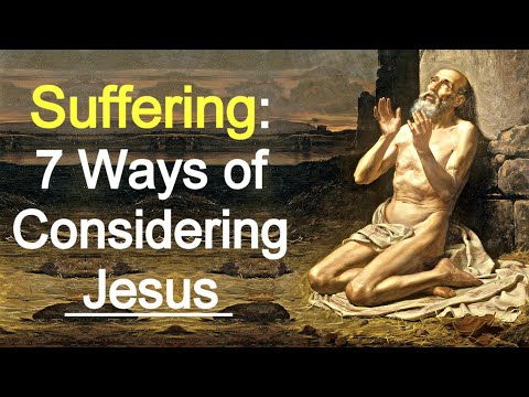 Coping with Suffering Well: 7 Ways of Considering Jesus - Dr. Joel Beeke Sermon