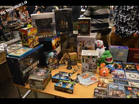 Evento Retro - Retro Game Beurs - RetroDungeon Fall Edition - 3/09/2017 - Kalken