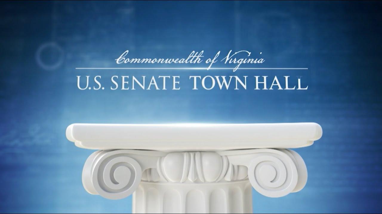 Hampton University/Liberty University host US Senate Town Hall feat. Sen. Tim Kaine & Corey Stewart