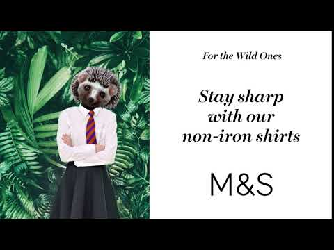 marksandspencer.com & Marks and Spencer Discount Code video: M&S | For The Wild Ones