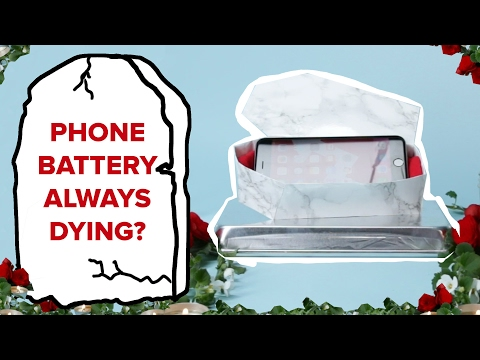 Battery-Saving Phone Hacks