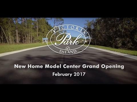 Victoria Park DeLand Grand Opening 2017