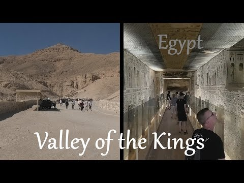 EGYPT: Valley of the Kings, Luxor