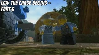 Lego City Undercover: The Chase Begins Walkthrough - Part 6 of 13