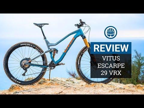 Trail Bike of The Year CONTENDER | Vitus Escarpe 29 VRX