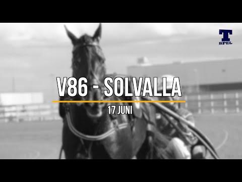 V86 tips Solvalla - Tre S - 17 juni 2020