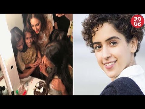 Huma Celebrates Her Birthday With Kids From An NGO | 'Dangal' Girl Sanya In Anurag Kashyap's Next
