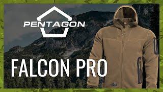 video - Mikina PENTAGON FALCON PRO - Military Range CZ/SK