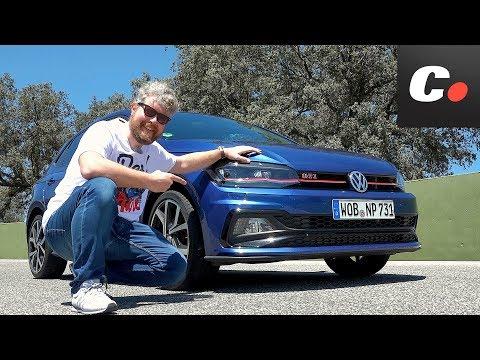 Volkswagen Polo GTI 2018 | Primera Prueba / Test / Review en español | coches.net