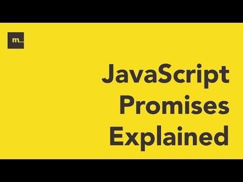 JavaScript Promises Explained