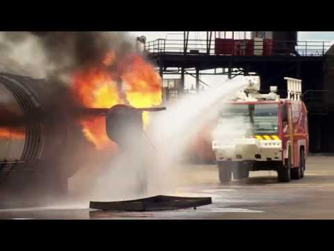 Serco in Action - International Fire Training Centre
