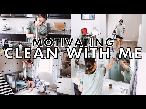 *NEW* CLEAN WITH ME 2020 | CLEANING MOTIVATION