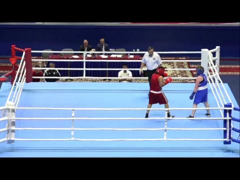 ЧРК по боксу среди женщин Астана-2018. (14.05.2018)