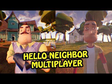 HELLO NEIGHBOR MULTIPLAYER UPDATE | Hello Neighbor Mod