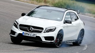 Mercedes-Benz GLA45 AMG tested - is this 355bhp crossover worth 44k?