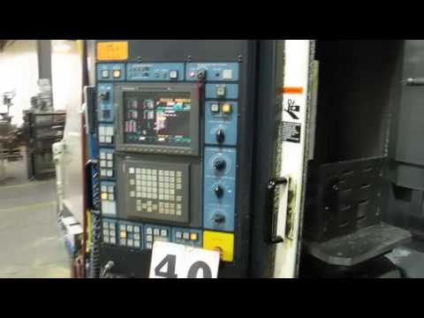 Makino A55E CNC Horizontal Machining Center