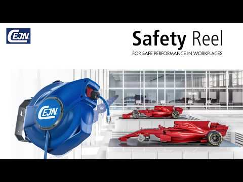 CEJN Safety Reel–Technical animation