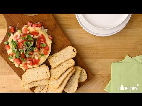 Appetizer Recipes - How to Make Hot Bruschetta Dip