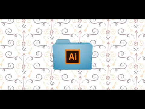 How to Save and Export Patterns in Illustrator