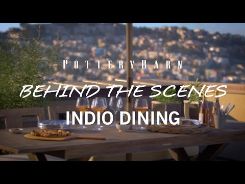Behind the Scenes, Indio Dining