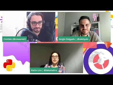 PyConES 2021 - Keynote: Developing comunidad 2.0
